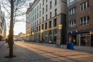 ochtend in München